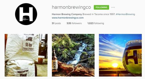 Harmon Brewing Company Instagram
