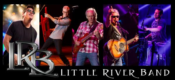 Little River Band Promotional Graphic - Foellinger Theatre
