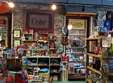 Moon Pie Store Coke area