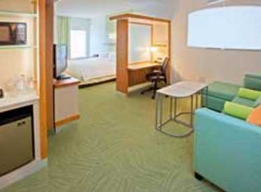 Suite at SpringHill Suites/Downtown