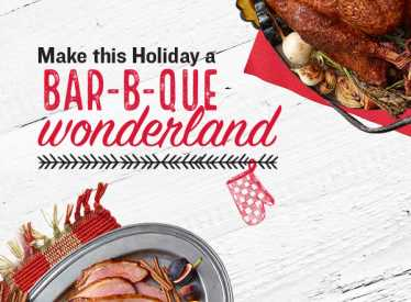 Holidays at Famous Dave's