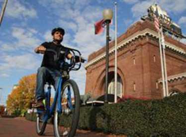 Bike Chattanooga and see the Chattanooga Choo Choo