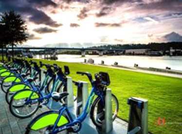 Bike Chattanooga's bikes