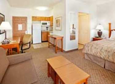 Suite at Staybridge Suites/Downtown