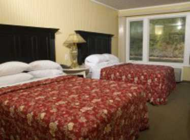 Cohutta Springs Conference Center hotel room