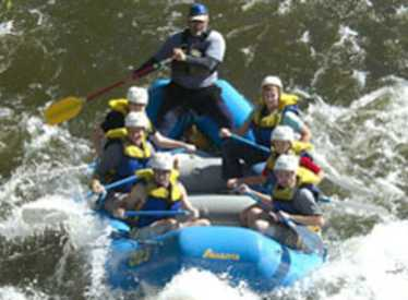 Rafting with Wildwater Adventure Center