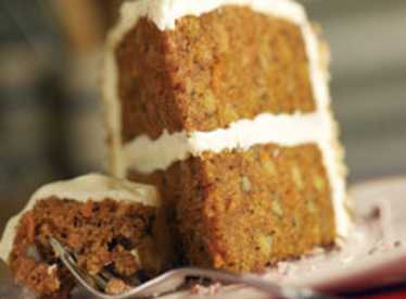 Carrot Cake at Big River Grille