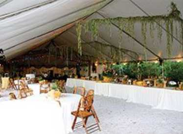 Outdoor event at Chattanooga Zoo
