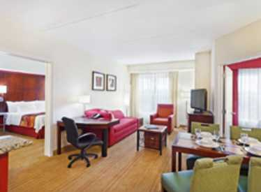 Suite at Residence Inn/Hamilton Place