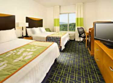 Room at Fairfield Inn & Suites/Lookout Mountain