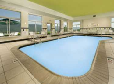 Pool at Fairfield Inn & Suites/Lookout Mountain