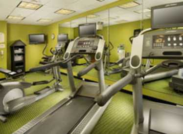 Workout Room at Fairfield Inn & Suites/Lookout Mountain