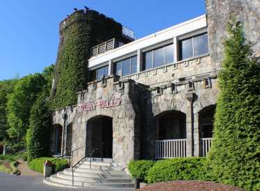 Ruby Falls Castle Entrance