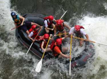 Rafting on the Nantahala