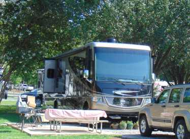 Big Rig Camp Site