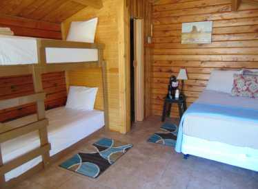 Inside Cabin 4