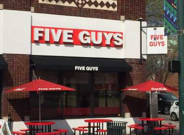 Five Guys DT