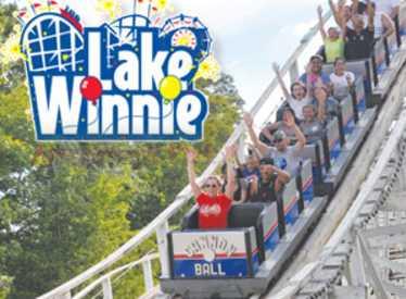 Lake Winnepesaukah Amusement Park/SoakYa Water Park