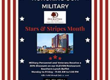 Stars & Stripes Month