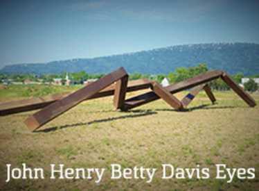 John Henry Betty Davis Eyes