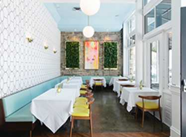 Terra Mae Restaurant