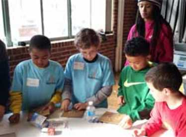 Project at Bessie Smith Cultural Center