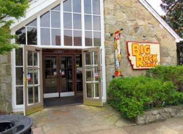 Big Rock Grill