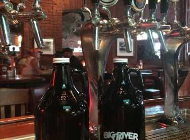 Big River growlers