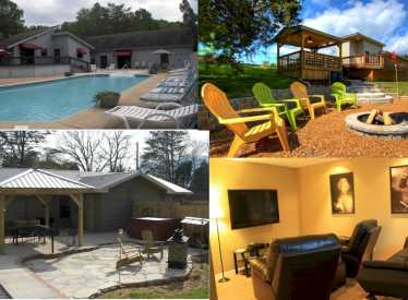 4 Great Vacation Rentals to choose from