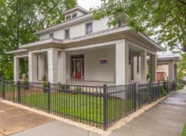 Historic Highland Park bed & breakfast