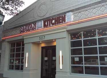 Mayan Kitchen