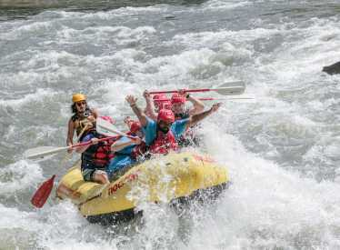 Ocoee Rafting with NOC