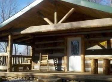 Scenic View Log Cabins