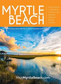 The Myrtle Beach Area Meeting & Group Planner Guide