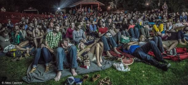 Boulder Adventure Lodge Film Series