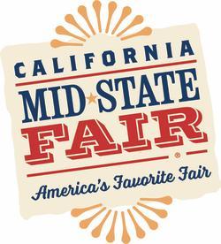 California Mid-State Fair logo