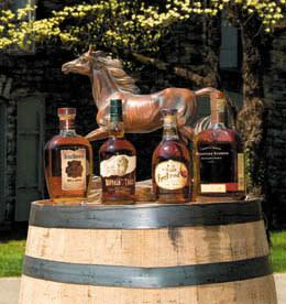 Bourbon region