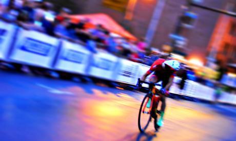 Rochester Twilight Criterium Racer