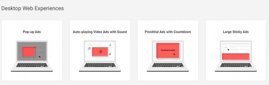 Desktop Ads Google Will Block