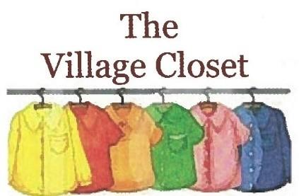The Village Closet Logo