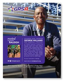 George Williams Ad