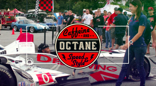 Caffeine and Octane TV Teaser