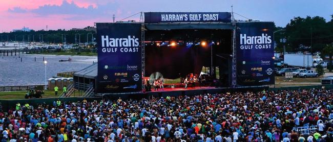 Harrah's Great Lawn