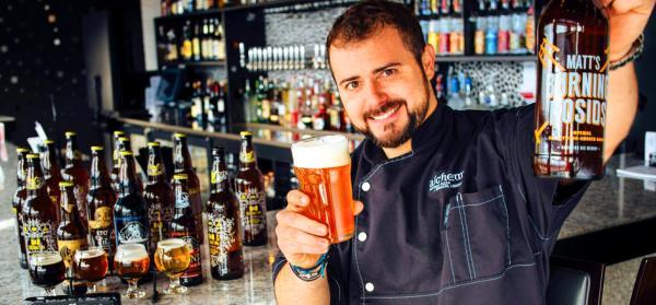 Craft Beer & Bars Header Image