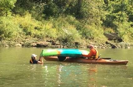 Basic Kayaking Class