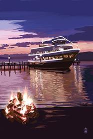 Argosy Cruises Christmas Ships Puget Sound Pacific Northwest