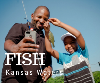 Fish Kansas Waters