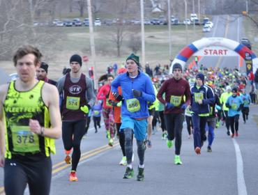 Spring Forward Distance Run