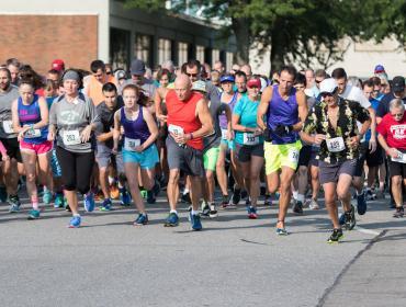 Heritage Hero 5k + Mile Stroll & Roll