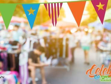Celebrate at Celebration Drive - Annual College Town Carnival